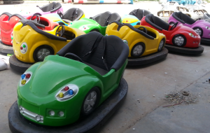 sale resources of bumper car ride