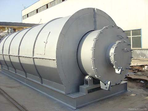 Waste Plastic to Fuel Oil Machine for Sale from Kingtiger