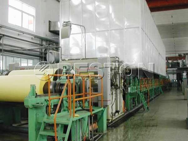 kraft paper machine for sale