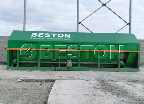 Trash Recycling Plant For Sale