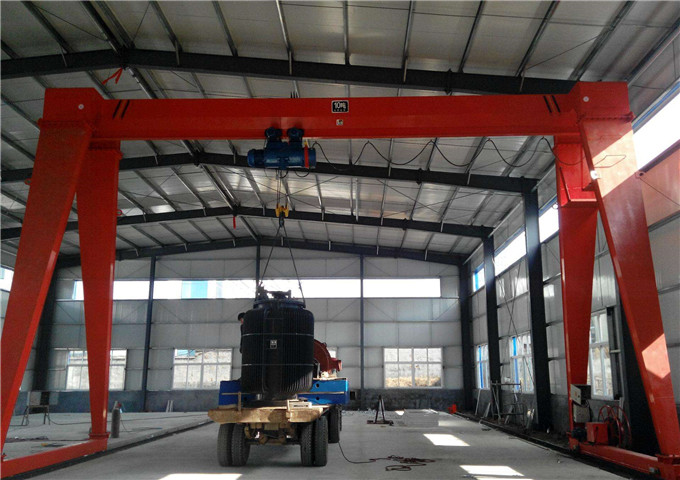 Gantry Crane from the manufacturer