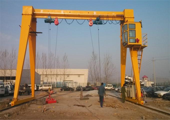 Sale of gantry crane from China