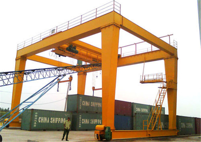 Choose a great gantry crane container factory price