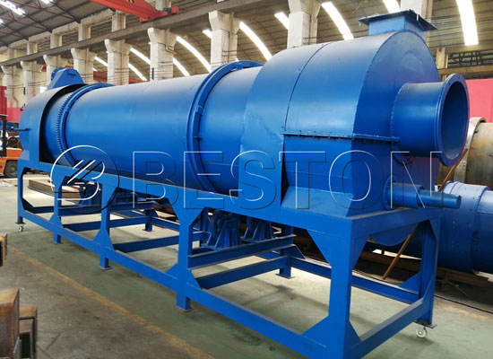 Beston Biomass Charcoal Making Machine