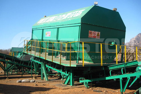 Solid Waste Treatment Plant for Sale